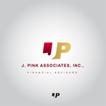 J. Pink Associates, Inc., Financial Advisors Logo - Entry #454