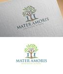 Mater Amoris Montessori School Logo - Entry #140