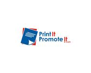 PrintItPromoteIt.com Logo - Entry #51