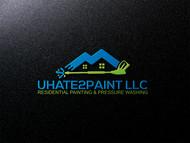 uHate2Paint LLC Logo - Entry #135