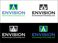 Envision Accounting & Consulting, LLC Logo - Entry #47