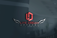 LiveDream Apparel Logo - Entry #156