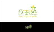 Engwall Florist & Gifts Logo - Entry #69