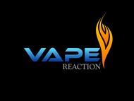 Vape Reaction Logo - Entry #140
