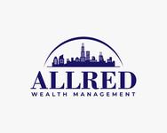 ALLRED WEALTH MANAGEMENT Logo - Entry #878