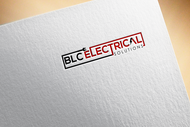 BLC Electrical Solutions Logo - Entry #177