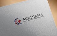 Acadiana Medical Transportation Logo - Entry #6