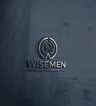 Wisemen Woodworks Logo - Entry #84
