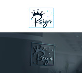 REIGN Logo - Entry #244