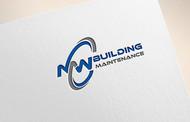 CMW Building Maintenance Logo - Entry #509