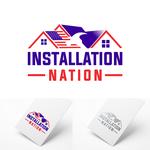 Installation Nation Logo - Entry #102
