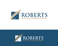 Roberts Wealth Management Logo - Entry #339