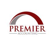 Premier Accounting Logo - Entry #197