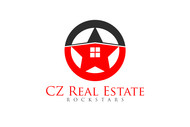 CZ Real Estate Rockstars Logo - Entry #76
