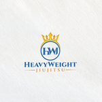Heavyweight Jiujitsu Logo - Entry #148