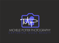 Michelle Potter Photography Logo - Entry #150