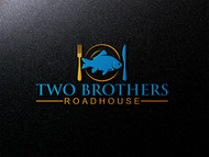 Two Brothers Roadhouse Logo - Entry #31