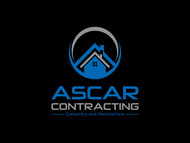 ASCAR Contracting Logo - Entry #108