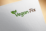 Vegan Fix Logo - Entry #255