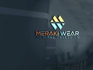 Meraki Wear Logo - Entry #204