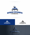 Needham Mechanical Systems,. Inc.  Logo - Entry #50