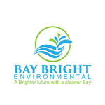 Bay Bright Environmental Logo - Entry #83