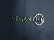 Vegan Fix Logo - Entry #32