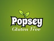 gluten free popsey  Logo - Entry #81