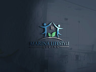 Marina lifestyle living Logo - Entry #22