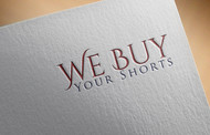 We Buy Your Shorts Logo - Entry #32