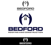Bedford Roofing and Construction Logo - Entry #33