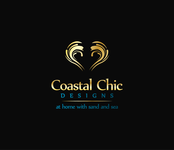 Coastal Chic Designs Logo - Entry #20