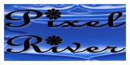 Pixel River Logo - Online Marketing Agency - Entry #211