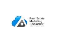 Real Estate Marketing Rainmaker Logo - Entry #47