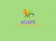 Agape Logo - Entry #233