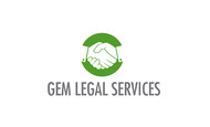 Gem Legal Services Logo - Entry #91