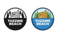 Tuzzins Beach Logo - Entry #221