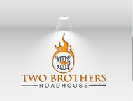 Two Brothers Roadhouse Logo - Entry #48