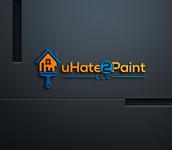 uHate2Paint LLC Logo - Entry #70