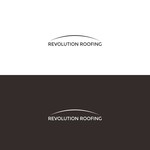 Revolution Roofing Logo - Entry #336