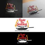 Taste The Season Logo - Entry #166