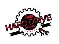 Hard drive garage Logo - Entry #34