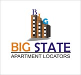 Big State Apartment Locators Logo - Entry #55