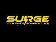 SURGE dance experience Logo - Entry #189