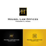 Housel Law Offices  : Theodore F.L. Housel Logo - Entry #25