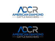 American Diamond Cattle Ranchers Logo - Entry #169
