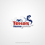 Texas Home Genie Logo - Entry #92