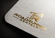 Roadrunner Rentals Logo - Entry #124