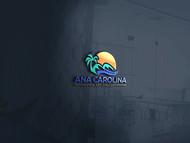 Ana Carolina Fine Art Gallery Logo - Entry #124