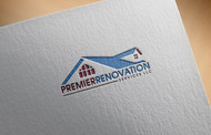 Premier Renovation Services LLC Logo - Entry #13